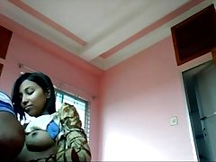 Indian Bengali girl sex her boyfriend bedroom - Wowmoyback