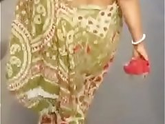 JUST WATCH THIS!!! Desi maid Tumpa ass shaking will make you CUM!