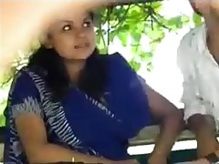 Jhuma college girl fuck her boyfriend in park